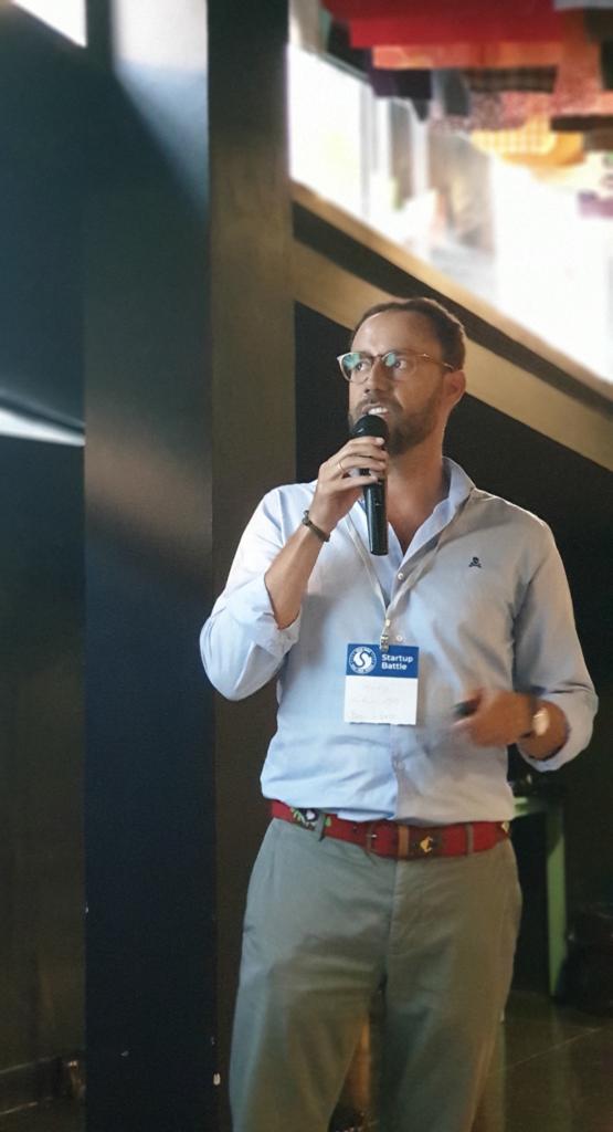 Borja Iribarne · CEO y fundador de ProfesorCBD